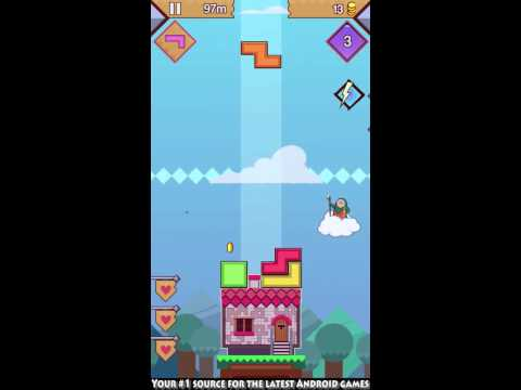 99 Bricks Wizard Academy - Android HD Gameplay
