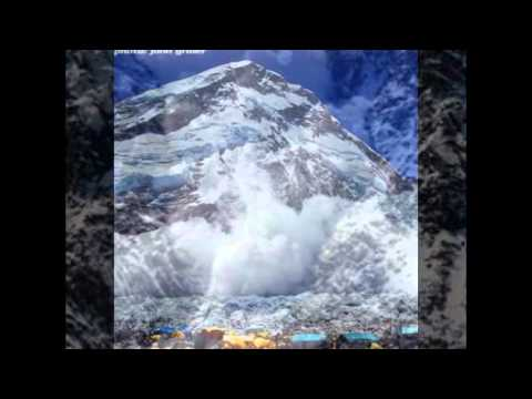 L'apocalypse de la 2014 Mont.Everest Avalanche 2