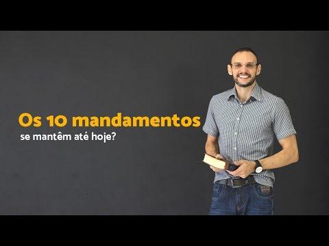 Teologar#3 - Os 10 Mandamentos Se Mantêm Até Hoje?
