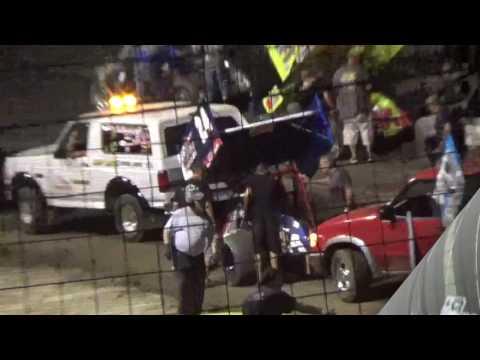 Kyle Larson Grandview Speedway - PA Speedweek - July 4, 2017