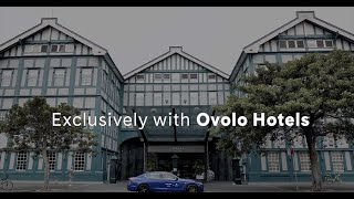 Ovolo x Genesis SUITE RIDE