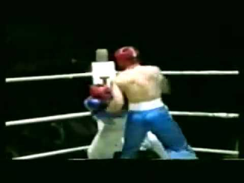 the Best of Michael Kuhr 5 time world kickboxing champion