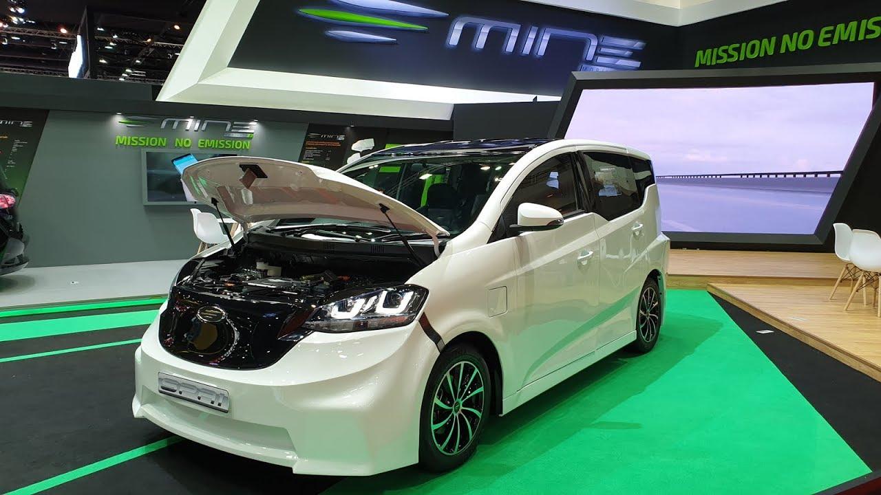 พาชม Mine SPA 1 รถยนต์ไฟฟ้า [Electric Car] ทั้งภายนอก ภายใน