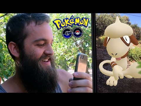 HOW TO FIND SMEARGLE USING NEW GO-SNAPSHOT MODE (THIS WAS A FUN ADVENTURE) - POKEMON GO