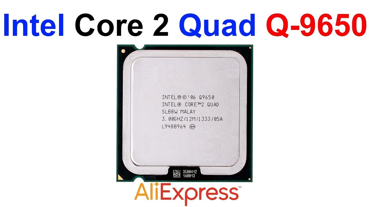 INTEL R CORE TM 2 QUAD CPU Q9650 DRIVERS WINDOWS 7