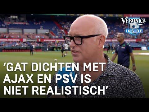 'Feyenoord de titel? Dat gaat niet gebeuren denk ik' | VERONICA INSIDE
