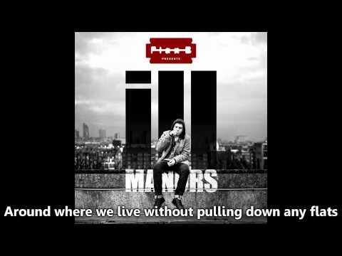 Plan B - iLL MANORS [Lyrics]
