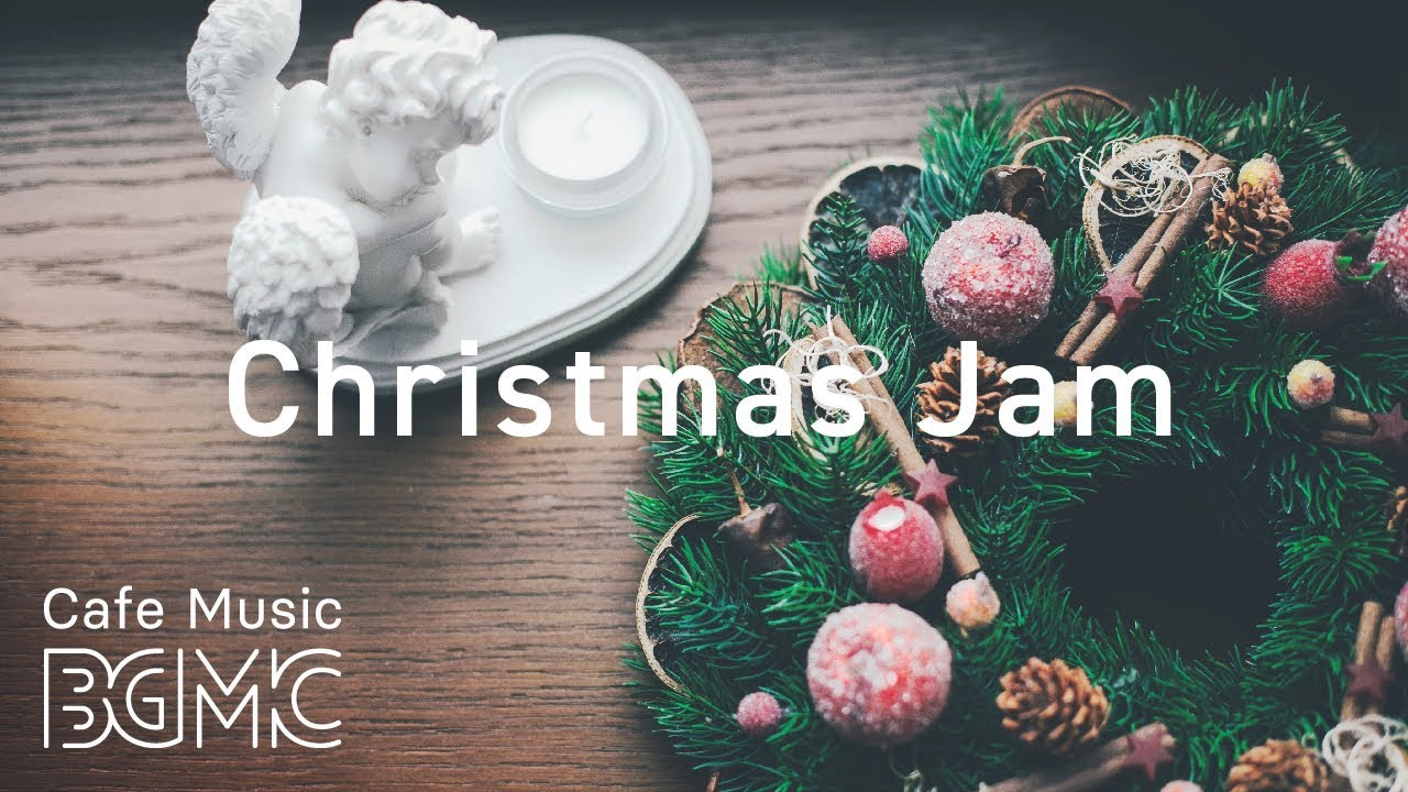 Happy Christmas Music - Jazz & Bossa Nova Christmas Music - Cafe Jazz Music