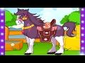мультик про лошадей
