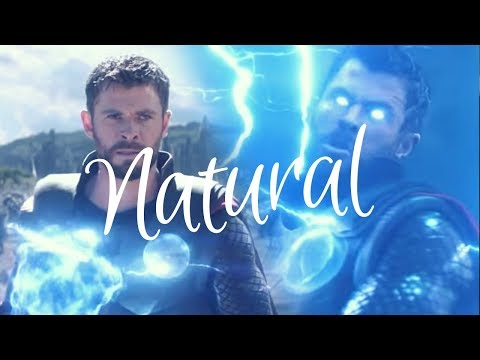 "Infinity War - Marvel - ""Natural"" by Imagine Dragons"