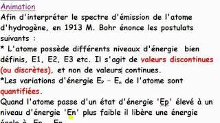 cours TS / mécanique / ch16: quantification des niveaux d