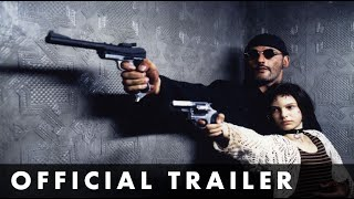 LEON - Official 4K Trailer - Starring Jean Reno, Gary Oldman and Natalie Portman