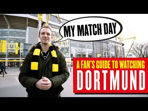 A fan's guide to watching Borussia Dortmund at the Westfalenstadion