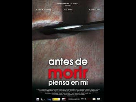 Ver Antes De Morir Piensa En Mi DVD XviD en Español