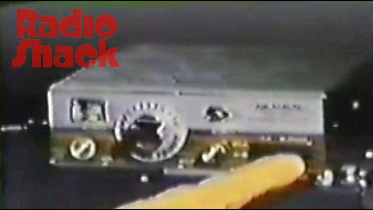 1976 Radio Shack TV Commercial - CB Radios (with Paul Burke)