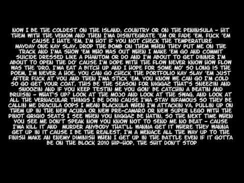 "DJ Kay Slay ""60 Second Assassins"""