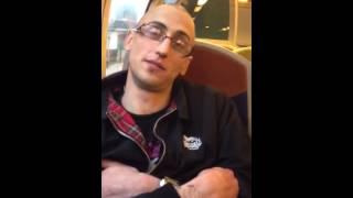 Les gougouttes dans le train