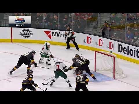 Minnesota Wild vs Vegas Golden Knights - March 16, 2018 | Game Highlights | NHL 2017/18