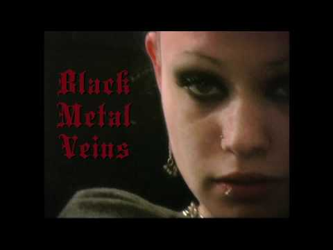 Black Metal Veins  version two !