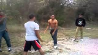 Rowlett fight Kentra vs dee