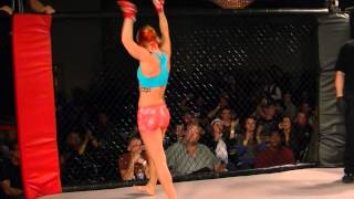 wxc 41 april debois vs calie cutler