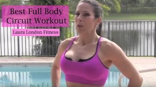 FULL BODY CARDIO WORKOUT  - Style Me Fit