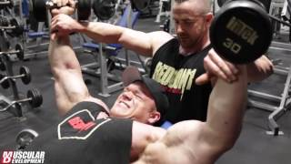 Dallas McCarver's Hypertrophy Chest Training thumbnail