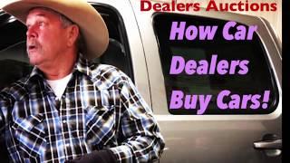 HOW CAR DEALERS BUY CARS! DEALERS AUCTION! 2018 😳