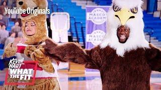 More Mascot Mayhem with Keke Palmer and Kevin Hart YouTube Videos