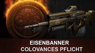 Destiny: Colovances Pflicht   Eisenbanner Scoutgewehr   Review deutsch