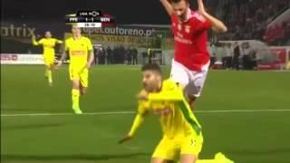 пасуш Феррейра 1-3 Бенфика, Португальская примейра лига, обзор матча 20 02 16