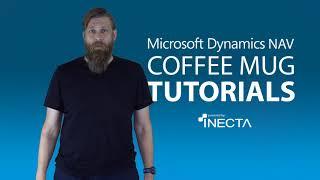 Promo - iNECTA's Microsoft Dynamics Coffee Mug Tutorials
