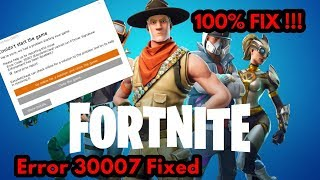 Fix Easy Anti Cheat Cannot Run If Driver Signature Enforcement Has Disabled In Fortnite 100% WORKED