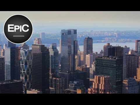 Midtown Manhattan - New York City, USA (HD)