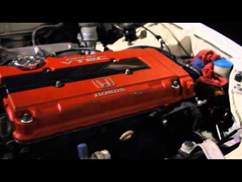 1998 Honda Civic B18C Swap