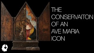 The Restoration of Ave Maria Ambient Sounds Version (ASMR ish)