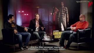 Alan Wake's American Nightmare - Developers Forum Video #1 [RU]