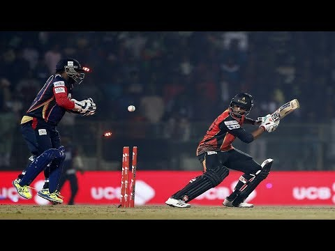 Mahmudullah's 50 Run's Against Chittagong Vikings || 22nd Match || Edition 6 || BPL 2019