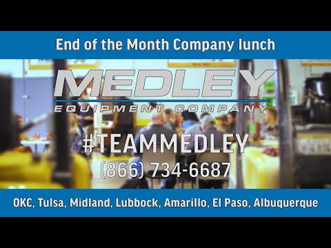 Medley | OKC Company Lunch | September 30 (2019)