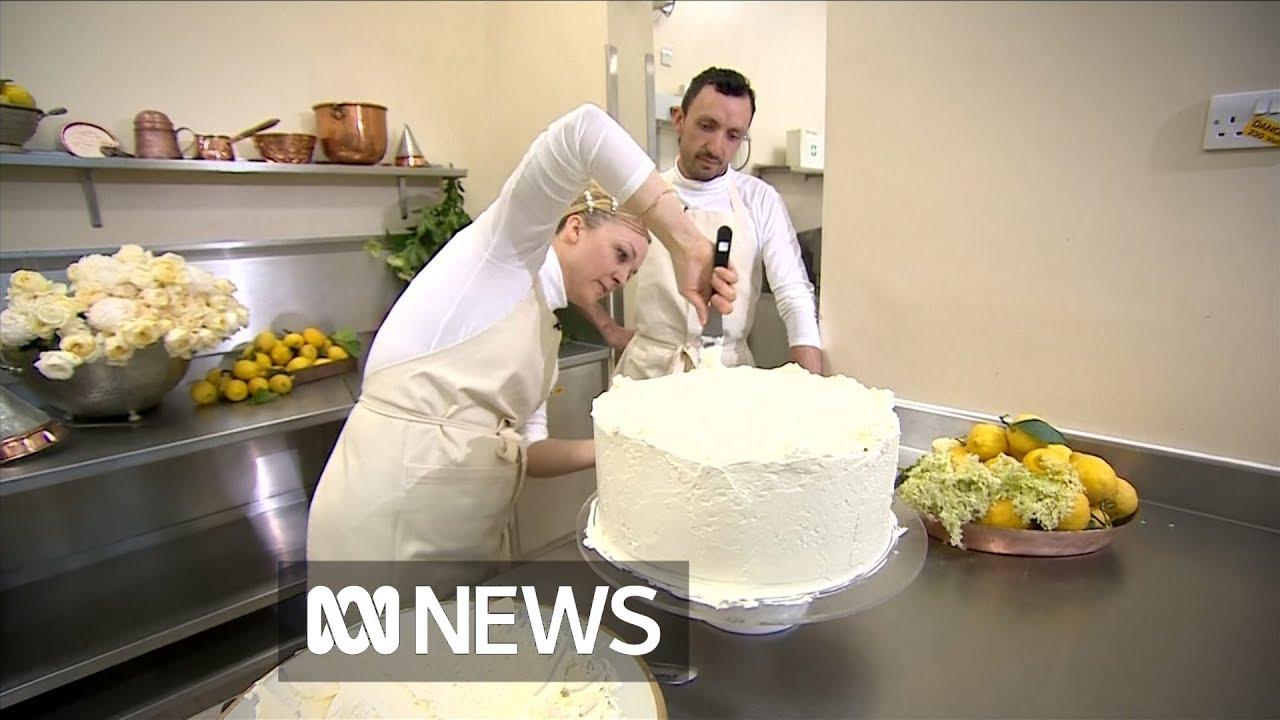 baking meghan markle s royal wedding cake youtube baking meghan markle s royal wedding cake