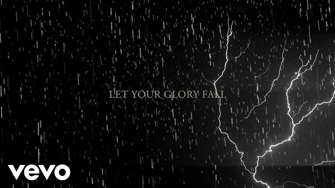 Kari Jobe - Let Your Glory Fall (Lyric Video)