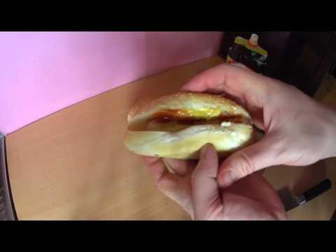 Хот Дог РЕЦЕПТ   классический хот дог рецепт американского хот дога.