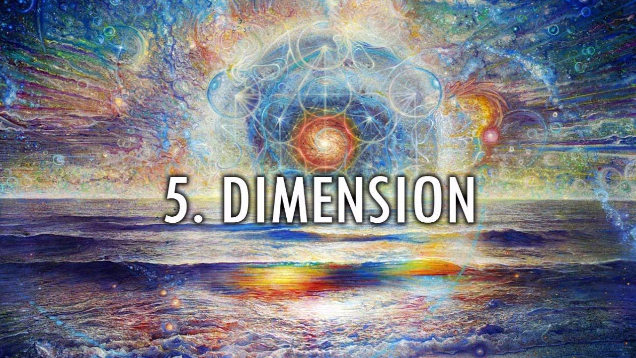 5. Dimension - Aufstieg in die 4. und 5. Dimension - YouTube