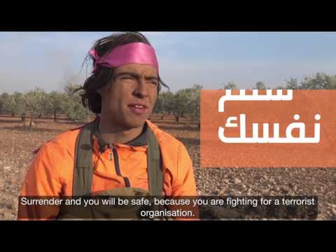 Messages from Free Syrian Army (FSA) Fighters to Daesh