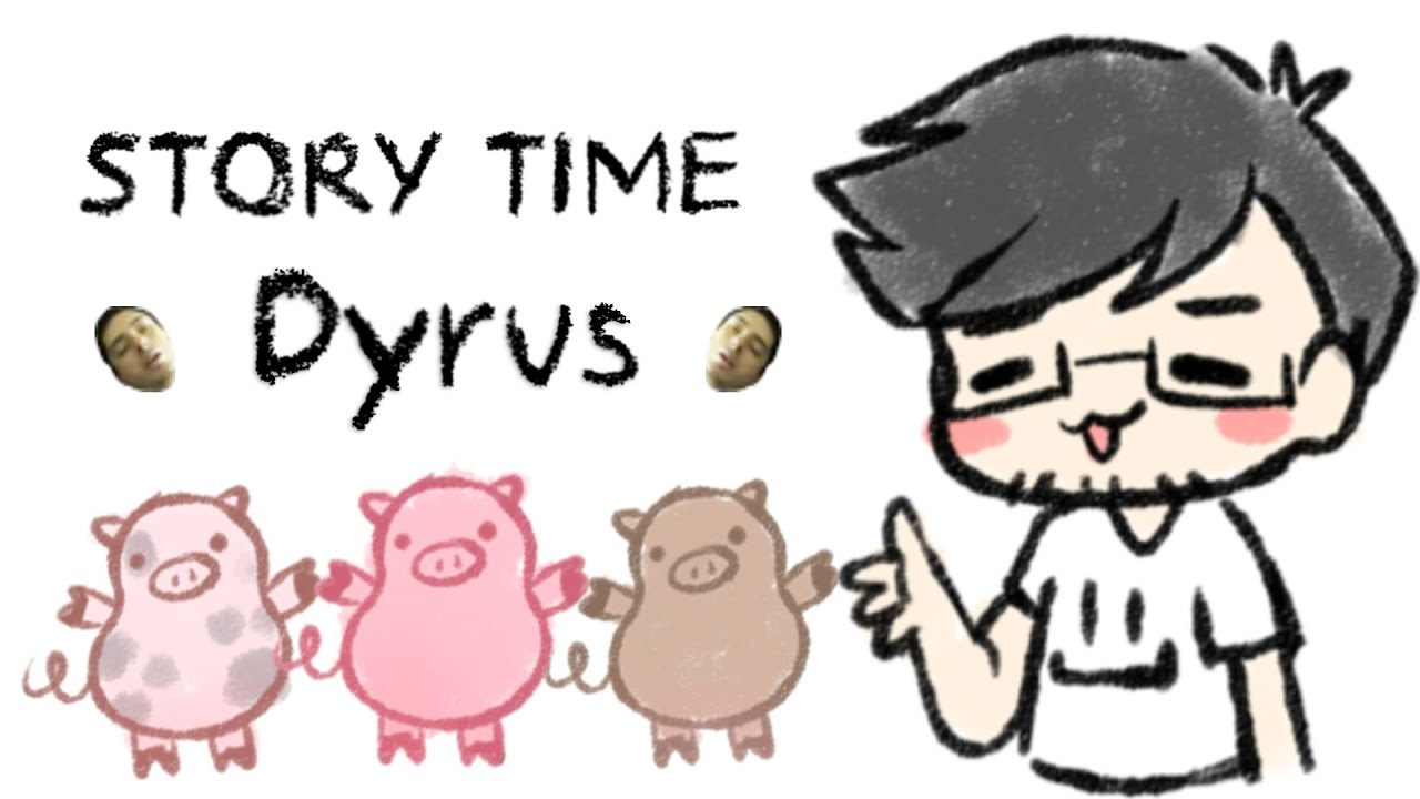Dyrus Story Mode: Three Little Pigs