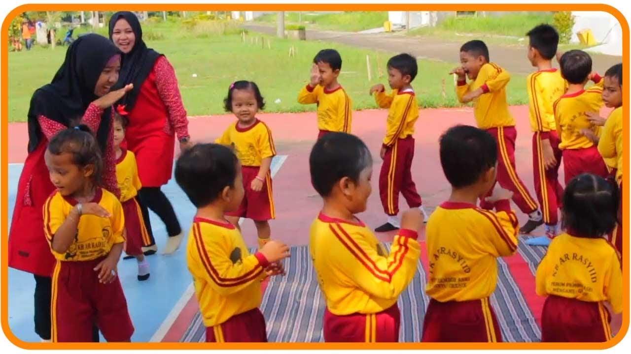 Belajar Outdoor Anak Pg Tk Interaktif Seru Dan Menyenangkan