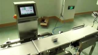 APCW-1000 Check Weigher