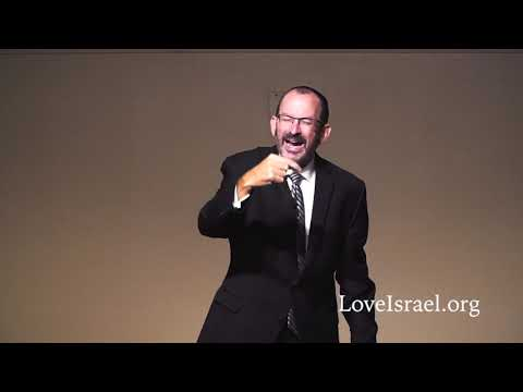 2018 LoveIsrael.org San Diego Conference - Day 2 Session 1