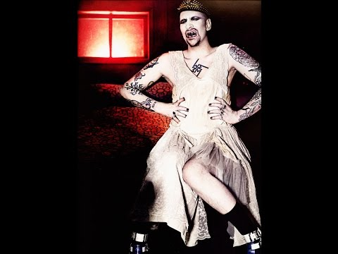 Marilyn Manson - The Devil Beneath My Feet (with lyrics)