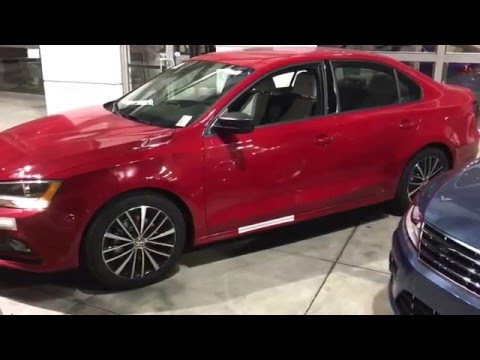 2016 VW Jetta Sport at VW of Downtown Los Angeles (v160731)